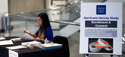 Harvey health hazard study open to more participants