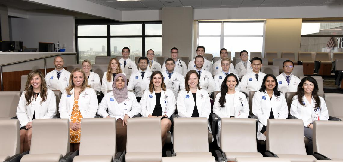Pediatric Cardiology Fellows 2019