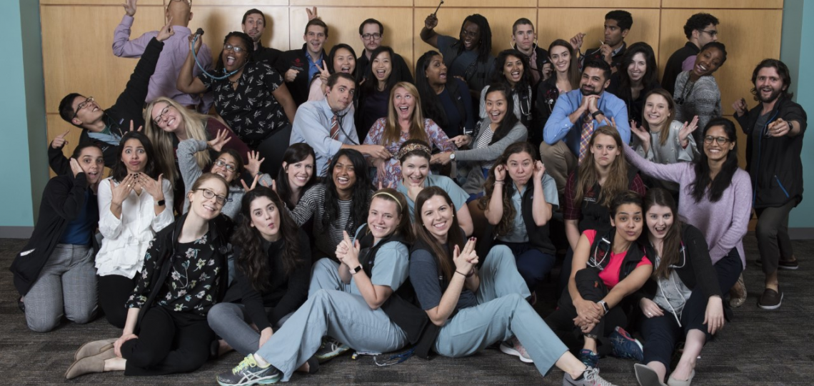 2020 Pediatric  Residents
