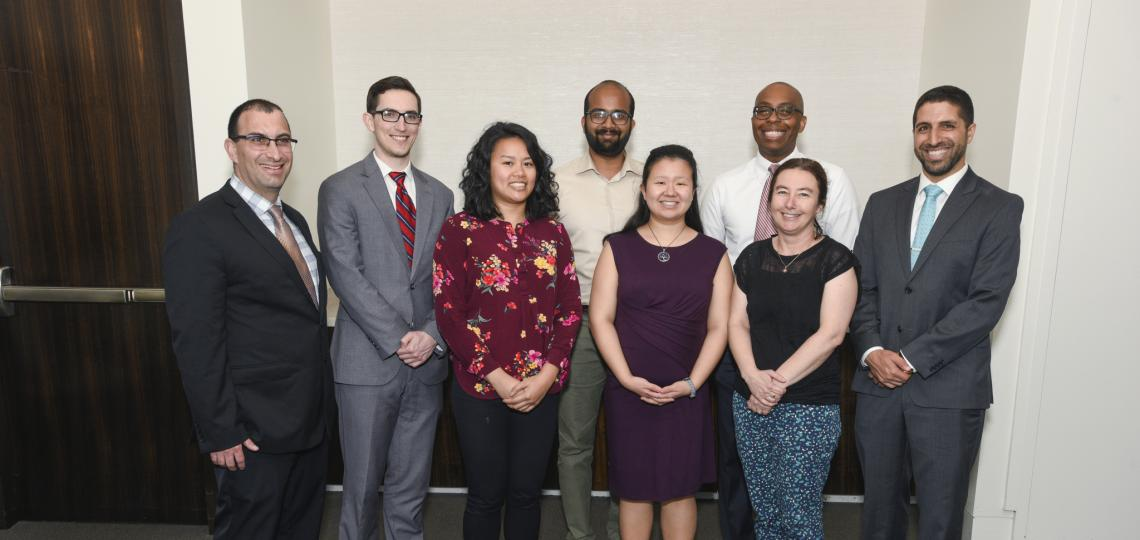 2019 Medical Genetics Residents
