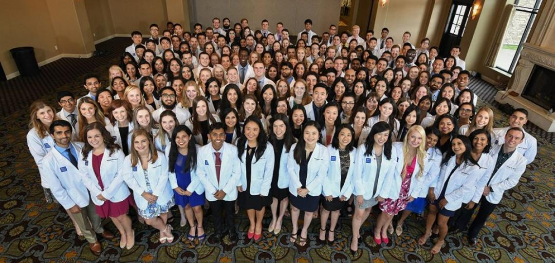 white coat group shot 2019