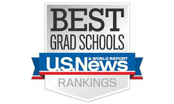 U.S. News & World Report - Best Grad Schools Rankings
