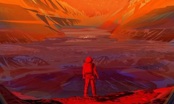 red-nasa-space-health-photo