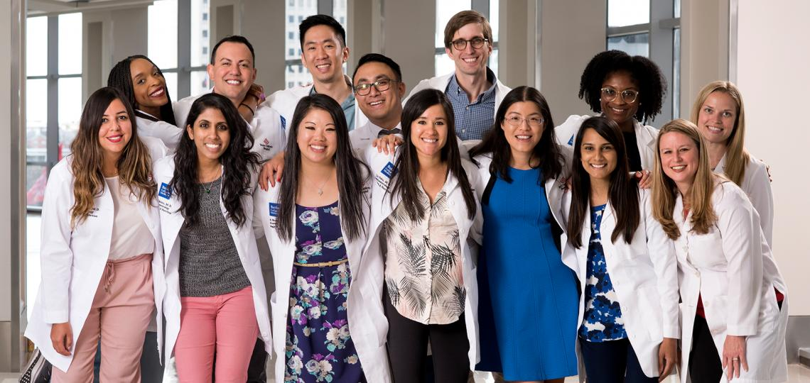 2019-2020 Pediatric Gastroenterology, Hepatology and Nutrition Fellows
