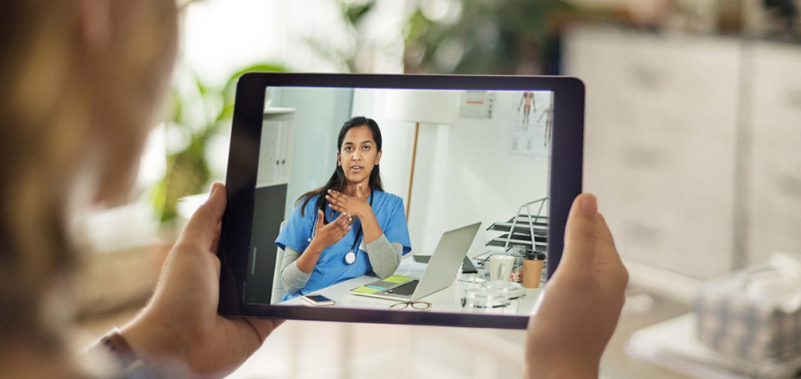 Telehealth Patient