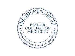 Baylor College of Medicine President's Circle