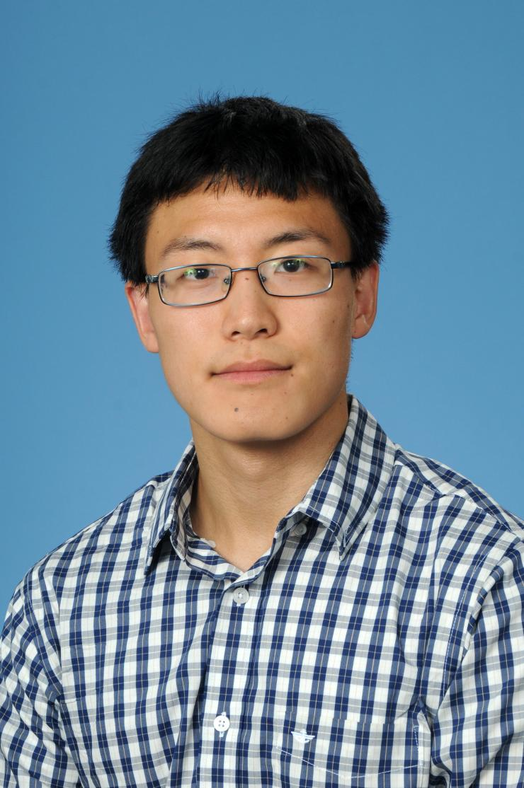 William Wu, McNair MD/PHD Student Scholar